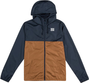 Windbreaker - Navy / Desert
