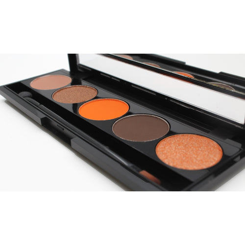 Burnt Embers 5 piece Eyeshadow Palette