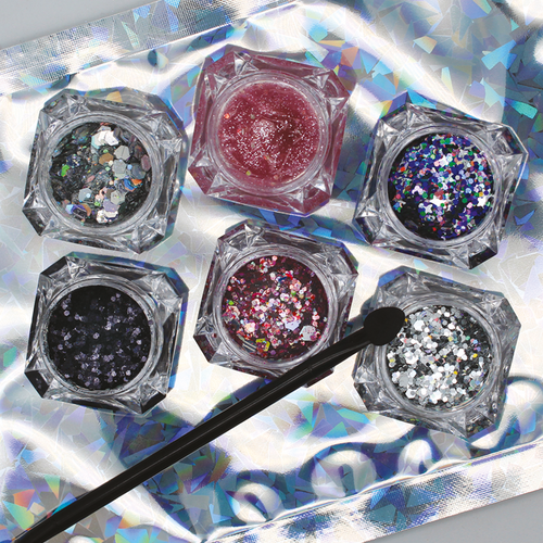 Christmas Cracker Glitter Set