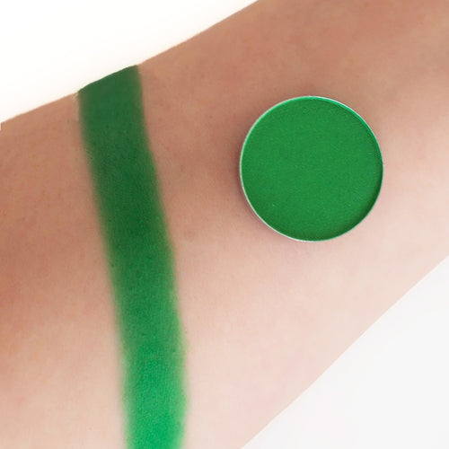 Envy - Bold Green Matte Eyeshadow