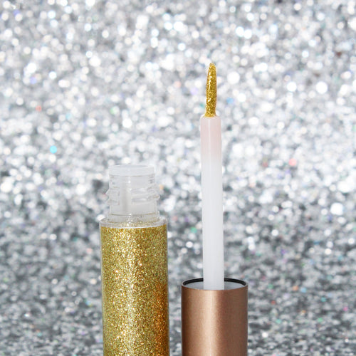 Yellow Gold Precision Glitter Liner