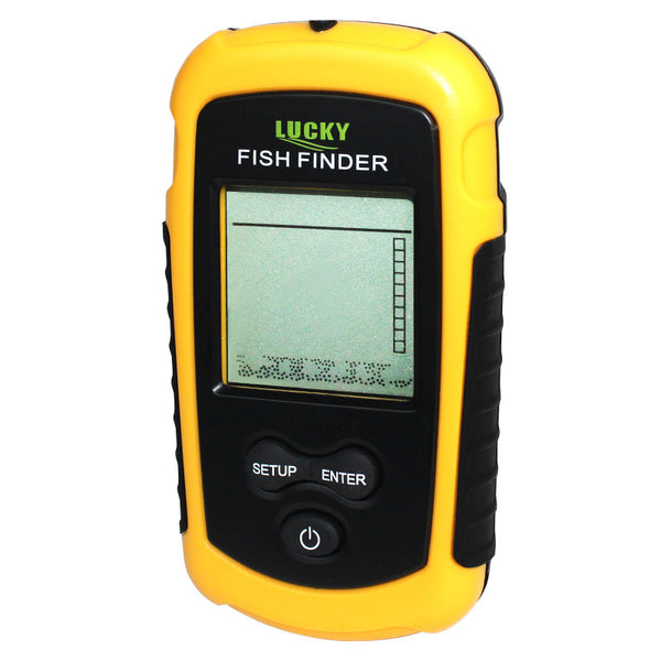 Free Shipping! Lucky FF1108-1 Portable Fish Finder Depth Sonar Sounder Alarm Waterproof Fishfinder 100M 328Feet sonar fish sonar , Catch Tracker - CatchTracker by FishingNotes | Fishing Reports | Tackle Warehouse