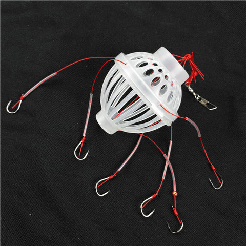 Hot Sale Fishing Tackle Sea Box Hook Monsters with Six Strong Carbon Steel + Plastics Carp Spherical Explosion Hooks Tool , Catch Tracker - CatchTracker by FishingNotes | Fishing Reports | Tackle Warehouse