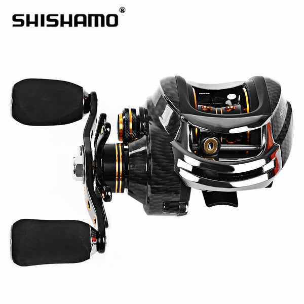 Shishamo LB200 Fishing Reels GT 7.0:1 Bait Casting Reels Left Right Hand Fishing with One Way Clutch Baitcasting Reel , Catch Tracker - CatchTracker by FishingNotes | Fishing Reports | Tackle Warehouse