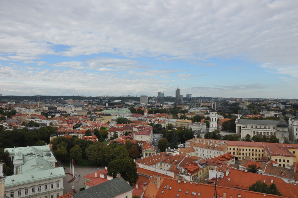 Labas rytas, Vilniau! – Ideal Early Morning in Vilnius, Lithuania