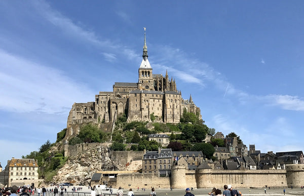Plan Your Weekend Visit to Mont St Michel