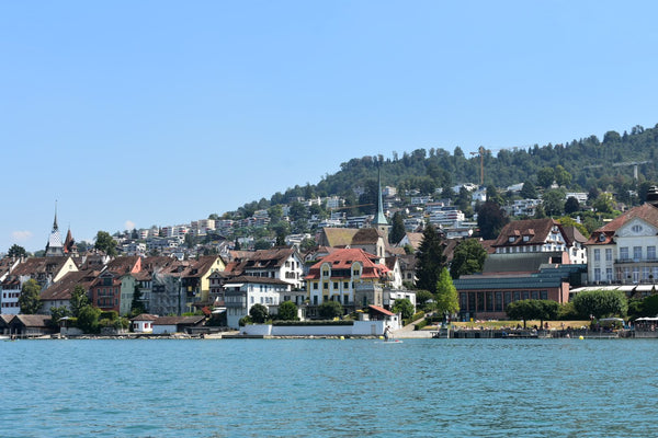 Zurich, Switzerland Hillside
