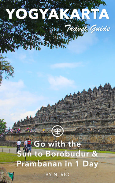 Go with the Sun to Borobudur & Prambanan in 1 Day