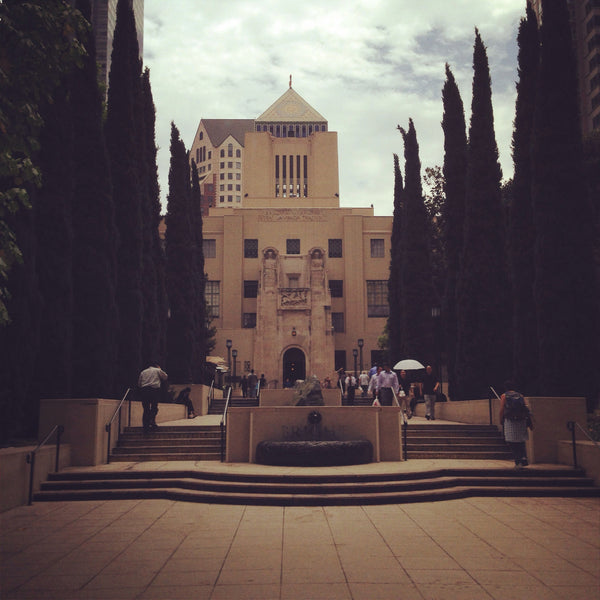 Downtown Los Angeles 1-Day Walking Tour