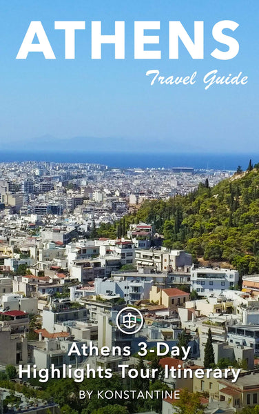 Athens 3-Day Highlights Tour Itinerary