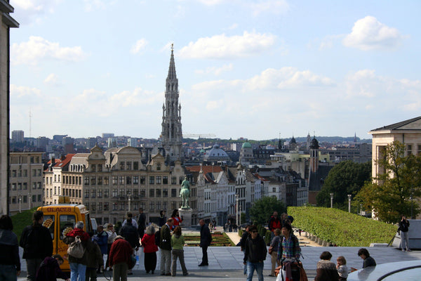 3 Days in Brussels - The grand sites via the path less trodden