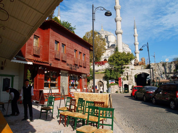 Between the East and the West, a 3-Day Istanbul Itinerary
