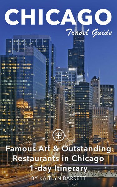 Famous Art & Outstanding Restaurants in Chicago 1-Day Itinerary