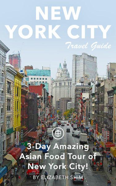 3-Day Amazing Asian Food Tour of New York City!