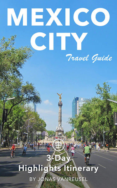 Mexico City 3-Day Highlights Itinerary