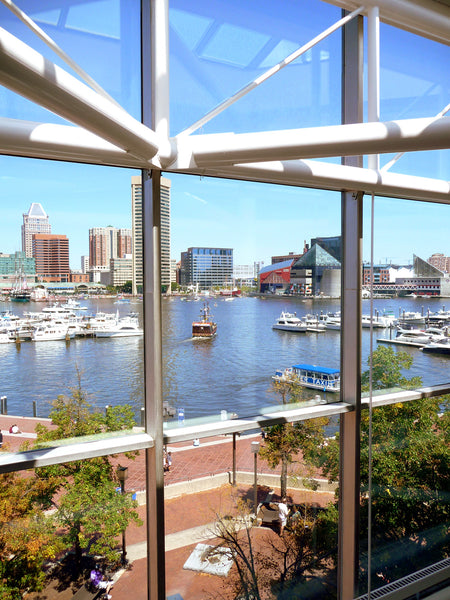Baltimore: A Harbor, Parks, History, Seafood & Art - 3-Day Itinerary