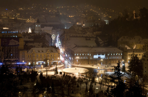 Braşov - Feel the Pulse of Transylvania in 3 Days