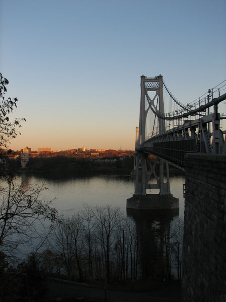 Day Trip from New York City: Heights of the Hudson Valley (Bridges and Ridges)