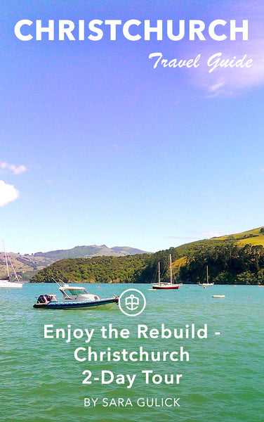 Enjoy the Rebuild - Christchurch 2-Day Tour