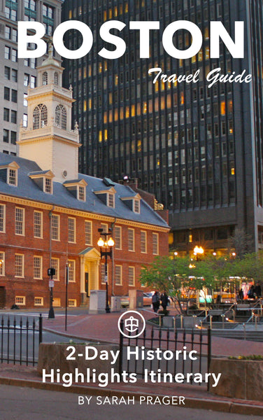 Boston 2-Day Historic Highlights Itinerary