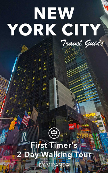 New York City - First Timer's 2-Day Walking Tour