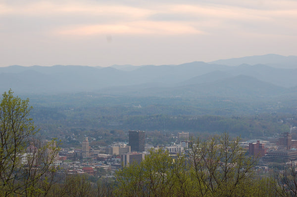Girls' 3-Day Weekend Summer Getaway in Asheville, NC