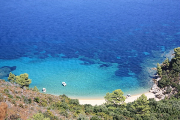 2-Day Beach Tour: Travel like a Local in Sithonia Peninsula, Halkidiki, Greece