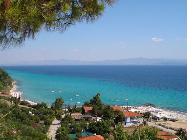 Day Trip From Thessaloniki to Kassandra Peninsula, Halkidiki, Greece
