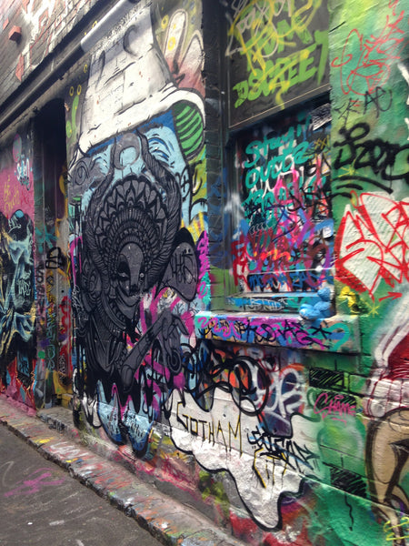 Laneway Melbourne: A One-Day Walking Tour
