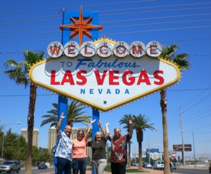 Las Vegas - Gaming Destination Diversions - Ultimate 3-Day Itinerary