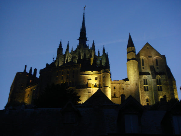 A 3-Day Tour of Mont St Michel, Normandy and Brittany