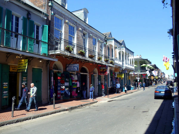 New Orleans 3-Day Itinerary