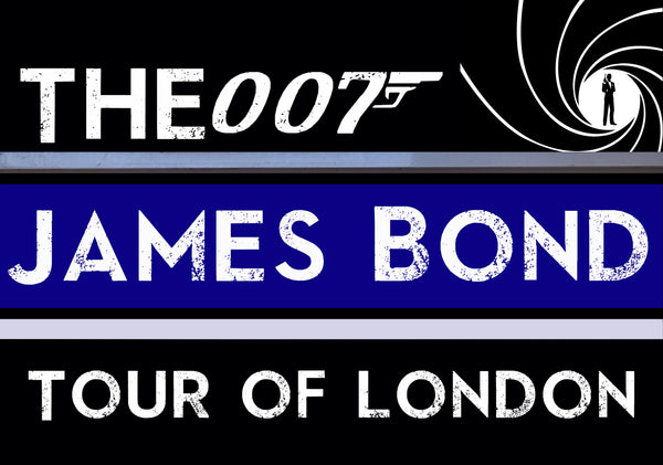 The 007 James Bond Day Tour of London