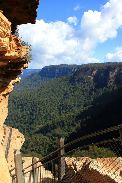 The Blue Mountains: A weekend of nature, culture and history.
