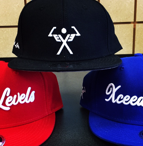 SnapBacks - Xceed Levels (Words)