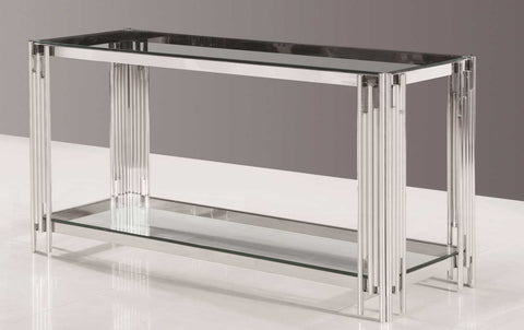 ETHAN 2-Tier Console Table