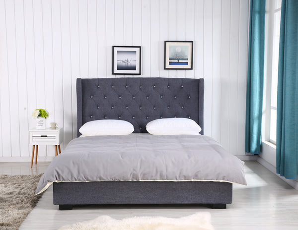 Nina Upholstered Bed