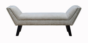 HUDSON Upholstered Bench