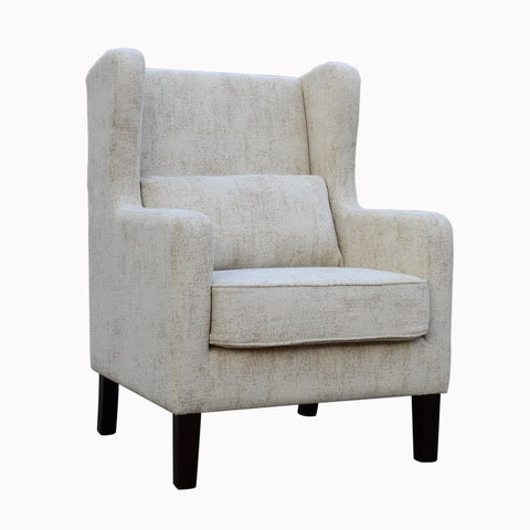 Cool Olsen Upholstered Wingback Accent Chair Bralicious Painted Fabric Chair Ideas Braliciousco