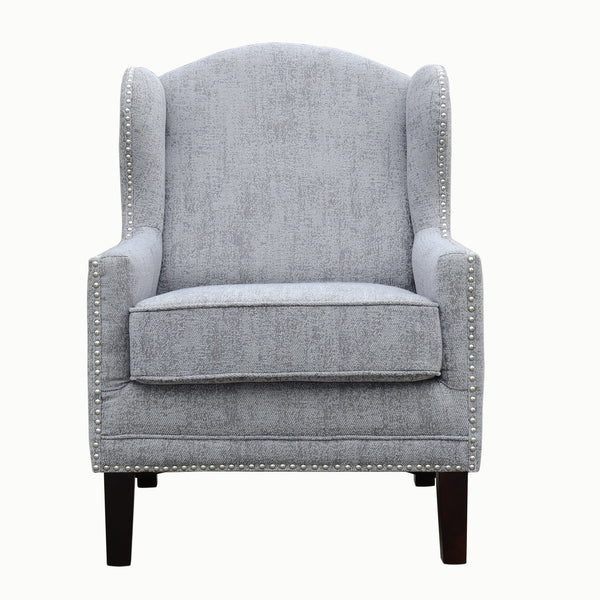 RYAN Upholstered Wingback Accent Chair