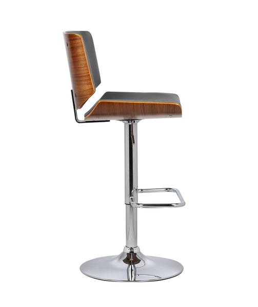 Logan Adjustable Bar Stool