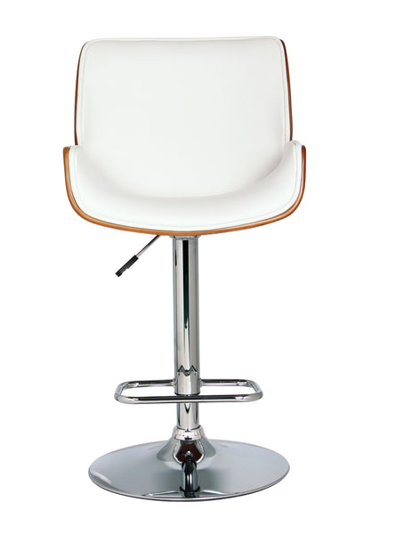 James Adjustable Bar Stool