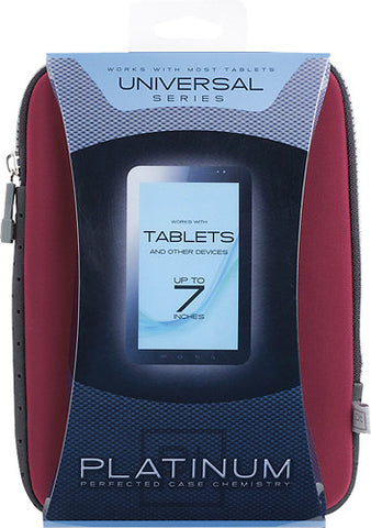 PLATINUM SERIES NEOPRENE CASE FOR KINDLE,  NOOK COLOR, GALAXY TAB UUA10GU NEW!!