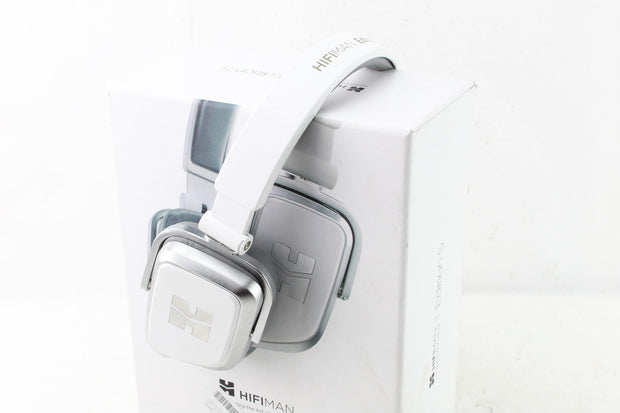 HifiMan Electronics Edition S Open/Closed Back On-Ear Dynamic Headphones (Silv.) - Acceptable