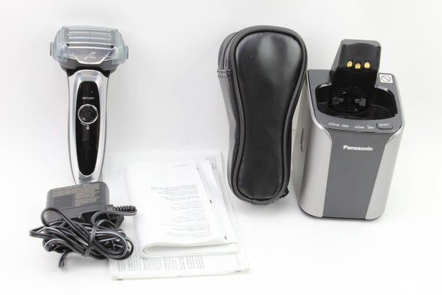 Panasonic ARC5 Electric Razor For Men, 5 Blades Shaver & Trimme - ES-LV95-S - Like New