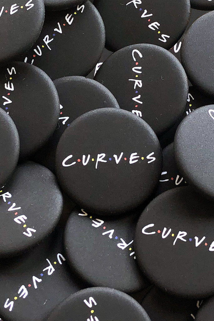 CURVES BUTTON