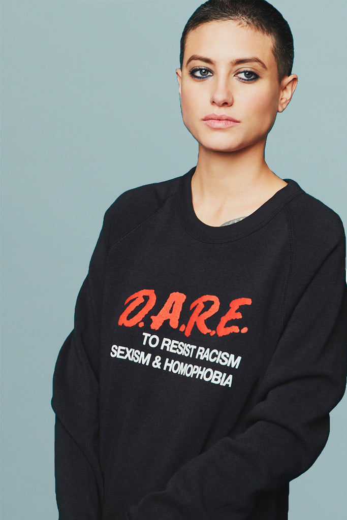 DARE SWEATSHIRT