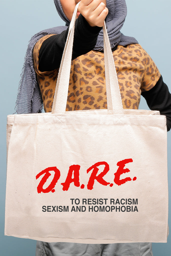 DARE TOTE BAG