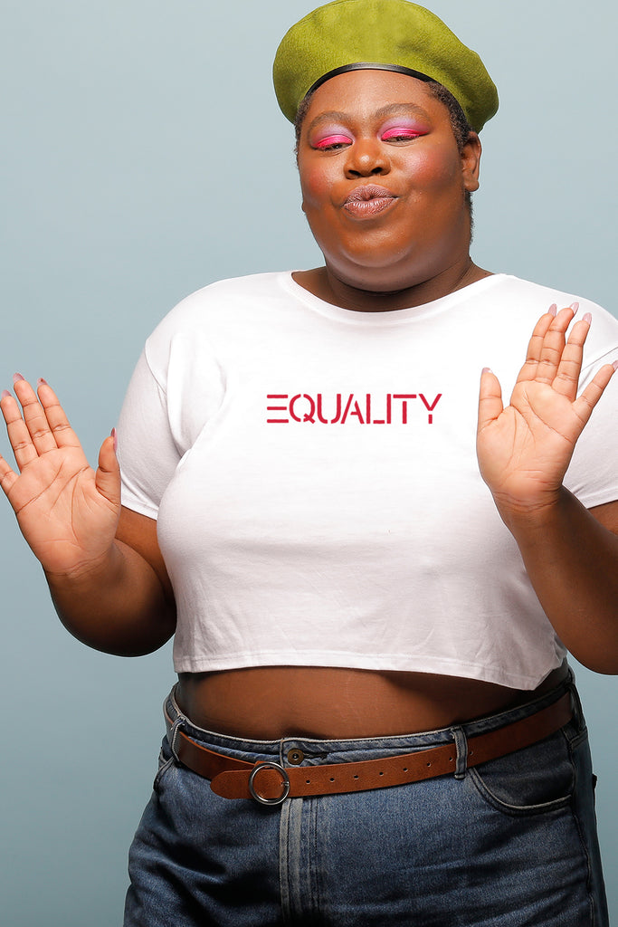 EQUALITY CROP