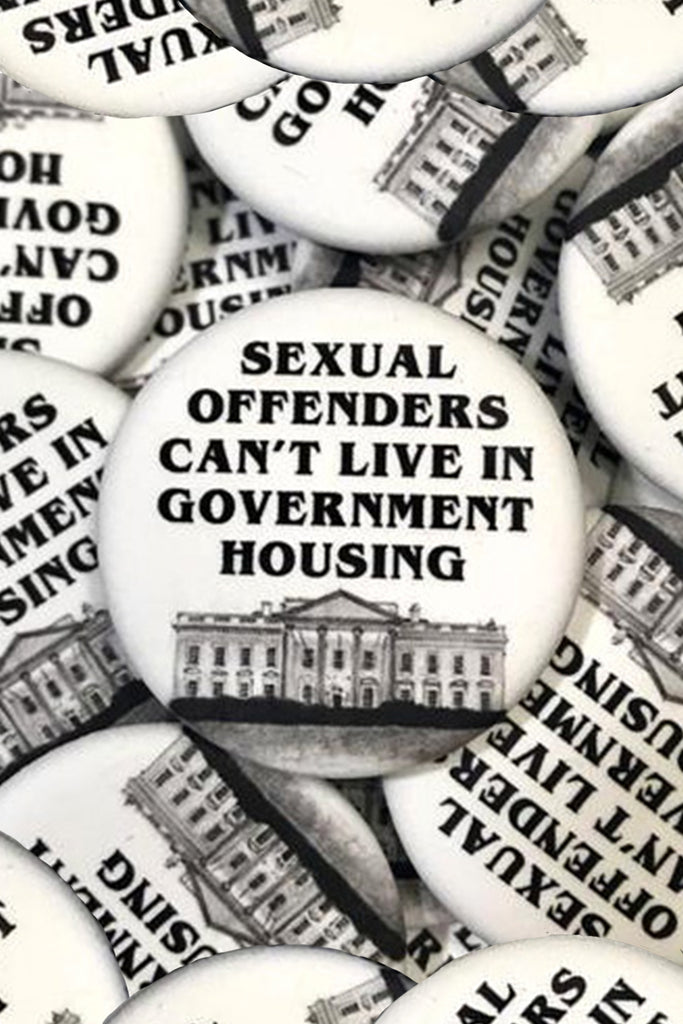 GOVERNMENT HOUSING BUTTON
